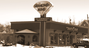 Diamond Mine Storefront